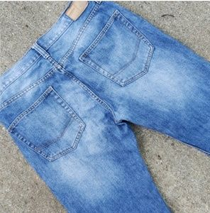 Bullhead Jeans by Pac Sun Gravels Style Slim Fit